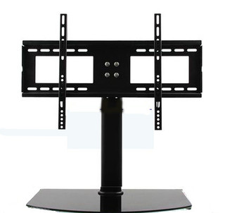 "UNIVERSAL TV Stand / Base WITH OPTIONAL WALL MOUNT Included 37"" - 55"" PLASMA , LCD & LED TV'S"