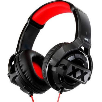 JVC HAM55X Xtreme Xplosives Around-Ear Headphones
