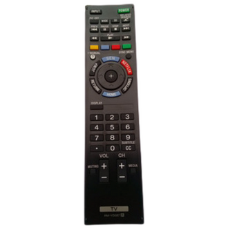 Sony RM-YD087 Remote (BATTERIES Included)