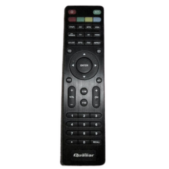 QUASAR RC2030Q LCD TV Remote Control