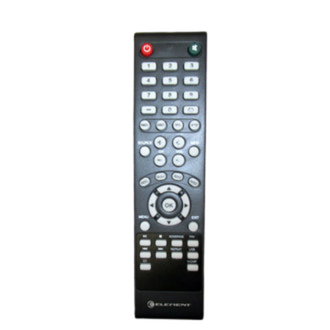 Element ELEFW605 Remote Control JJ-666B