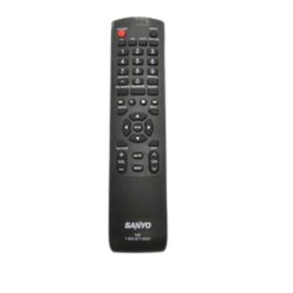 Sanyo K82 Remote