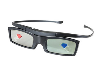 Samsung Smart TV 3D Active Glasses BN96-25617A SSG-5100G (2 Pack)