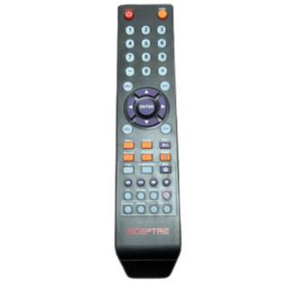 Sceptre 142020479999K Remote Control X322BV-MQC