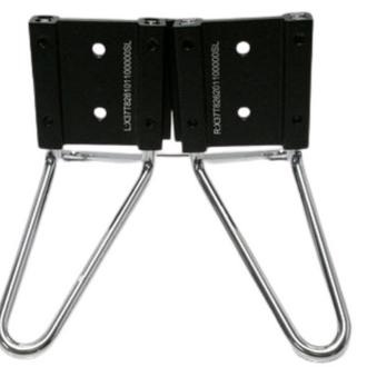 M50-D1 Stand / Base / Legs  X37T826101100000SL / X37T826201100000SL (with screws)