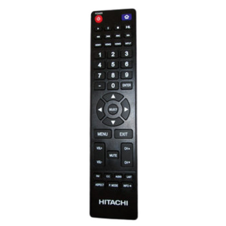 Hitachi Remote Control 40A3