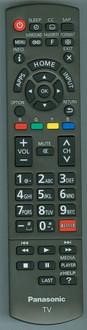 Panasonic Remote Control N2QAYB000926
