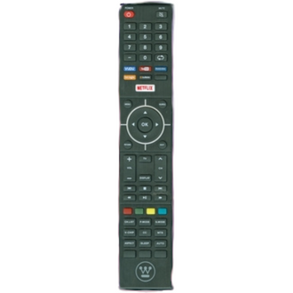Westinghouse WD55UW4620 Remote Control  FB2R22WE-OTT  (Batteries Included)