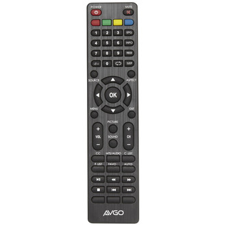 Avgo NN5LU Remote Control