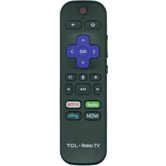 TCL Roku 65R617 Remote Control