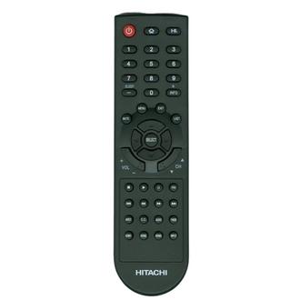 Hitachi LE39A309 Remote Control 850137184