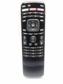 Vizio XRT503 Internet App TV/ Qwerty Keyboard Remote Control