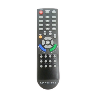 AFFINITY Remote Control
