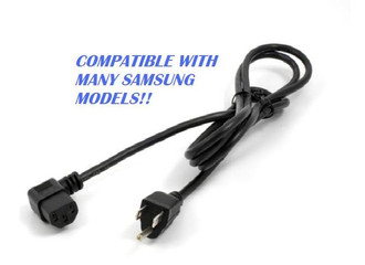 Power Cord 3903-000144 Compatible With Many Samsung Models