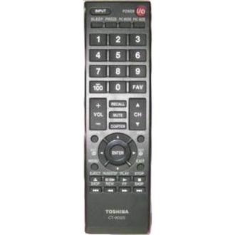 Toshiba 22AV600U Remote Control CT-90325