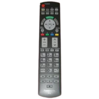 Panasonic  TC-P55ST30 TC-P50ST30 TC-P50GT30 TC-P60ST30 TC-L37DT30 Remote Control PART# N2QAYB000571