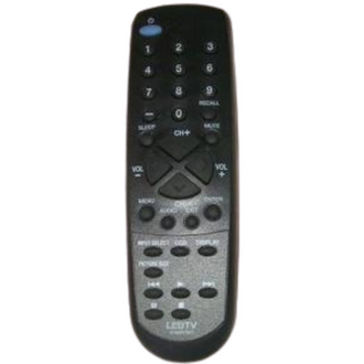 SANSUI SLED1953W Remote Control PART# 076E0TT011