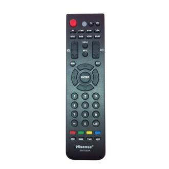 HISENSE LTDN46V86US Remote Control