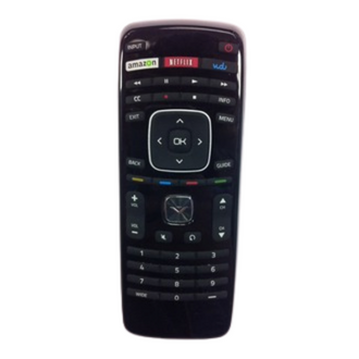 Vizio 0980-0306-0940 Remote Control (No Keyboard)