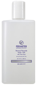 Benzoyl Peroxide Wash with Aloe