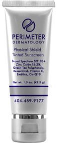 Physical Shield Tinted Sunscreen