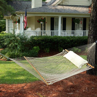 Pawley's Island Original Deluxe Cotton Rope Hammock