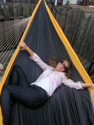 Our Bali Parachute Silk Nylon Travel Hammock