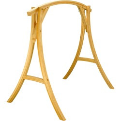 Our Cypress Swing Stand works with both 4 and 5 foot swings!