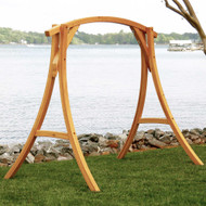 Elegant Cypress Swing Stand