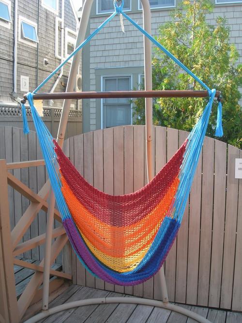 Swing in a Rainbow!
