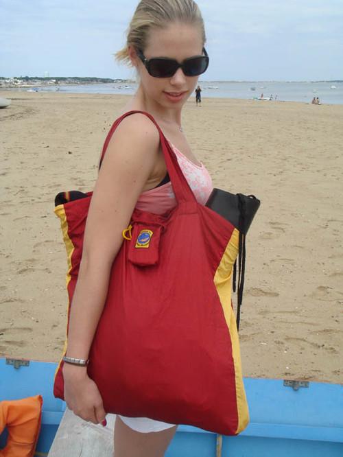 Eco Friendly Lightweight Beach Bag