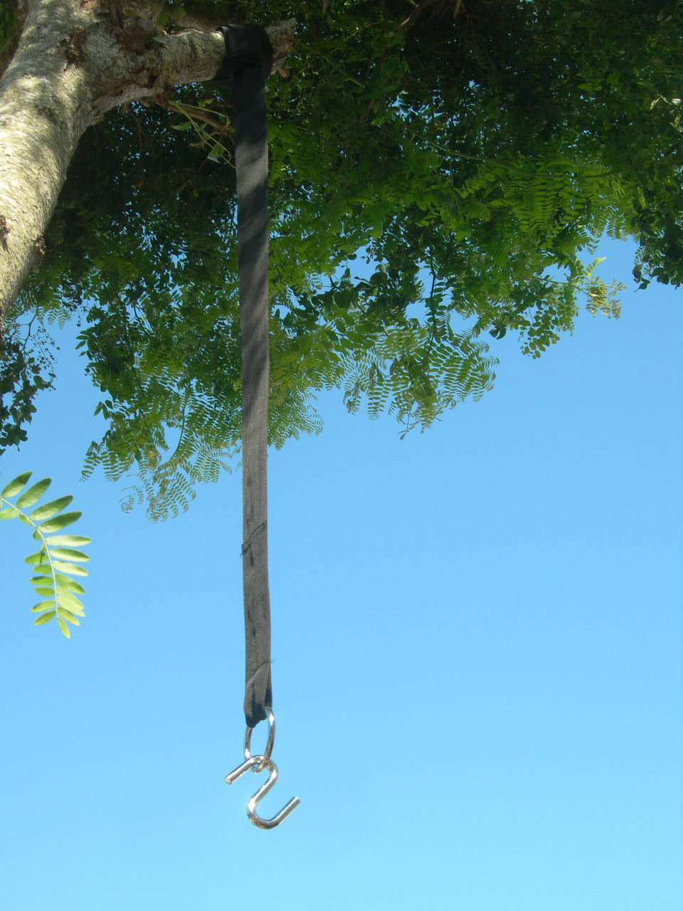 Hang Your Swing/chair Anywhere With Our Strong, Nylon Tree Straps.