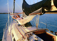 Sailboat Hammock