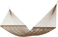 Duracord Rope Hammock - Extra Large Light Brown