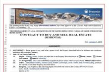 EzContract for Colorado 2021