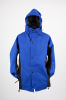 Waterproof Mens Osprey jacket blue