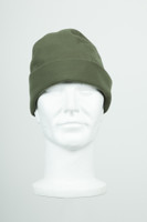 Waterproof Beanie Hat Olive