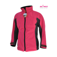 Seahawk Ladies Waterproof Fleece Pink