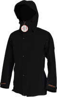 Waterproof Ladies Osprey jacket Black