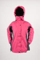 Waterproof Ladies Osprey jacket Pink