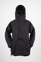 Waterproof Mens Osprey jacket Black
