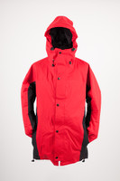 Waterproof Mens Osprey jacket Red