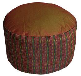 Boon Decor Meditation Cushion High Seat Combination Zafu Global Weave 9h SEE COLORS