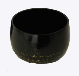 """Gong Bowl: Hammered Brass Gong Bowl 5"""" dia. SEE SIZES"""