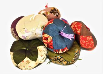 Boon Decor Gong Cushion - Singing Bowl Cushion - 3 dia