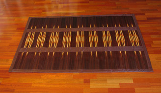 Boon Decor Tatami Mat - Folding Tie-Dyed w/ Carry Handle 48 x 72