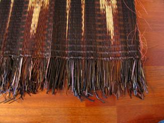 Boon Decor Tatami Floor Mat/Rug - Fringe Ends 40 x 78