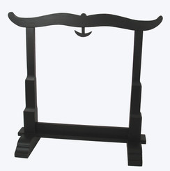 Boon Decor Gong Stand - Wood - Medium - Gong Sold Separately