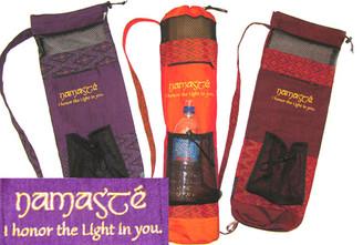 Boon Decor Yoga Mat Bag - Namaste