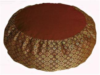 Boon Decor Meditation Cushion Zafu Pillow Jewel Brocade SEE COLOR CHOICES